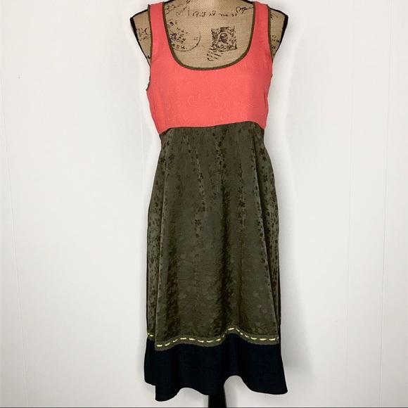 Anthropologie Dresses & Skirts - Anthropologie Moulinette Soeurs Dress-Size 8-Silk